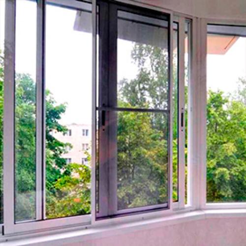 Сетки на окна от комаров - заказать у производителя в Краснодаре.
