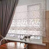 Виды рулонных штор и способы их крепления на окна