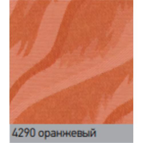 Рио оранжевый. вертикальная ткань base-photo