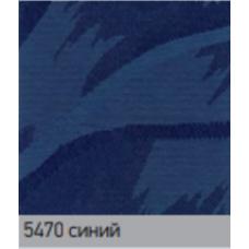 Рио синий. вертикальная ткань