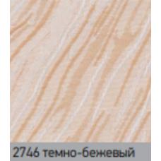 Венера темно бежевый. вертикальная ткань