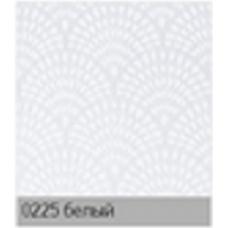 Ажур белый. рулонная ткань