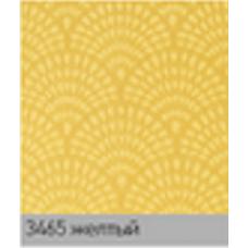 Ажур желтый. рулонная ткань