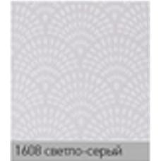 Ажур светло серый. рулонная ткань