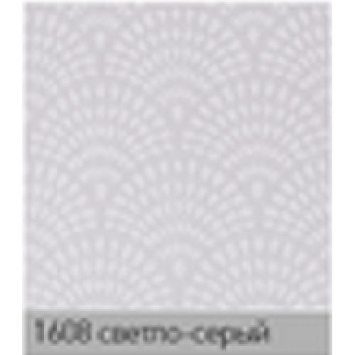 Ажур светло серый. рулонная ткань base-photo
