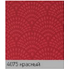 Ажур красный. рулонная ткань