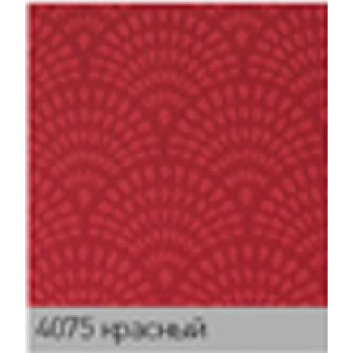 Ажур красный. рулонная ткань base-photo