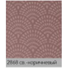 Ажур светло коричневый. рулонная ткань