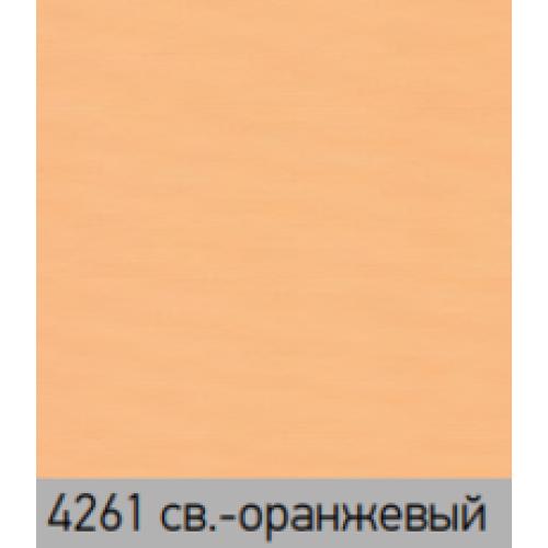Альфа светло оранжевый. рулонная ткань base-photo