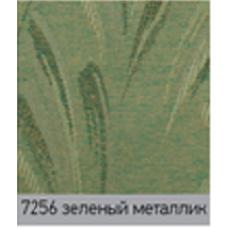 Джангл зеленый металлик. вертикальная ткань