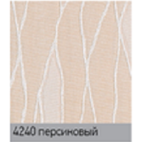 Жаккард блек/аут персик. вертикальная ткань base-photo
