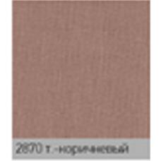 Гармония темно коричневая. рулонная ткань