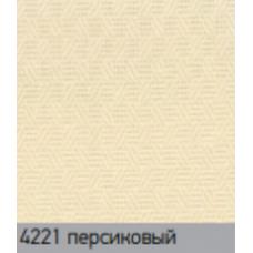 Кёльн персиковый. вертикальная ткань