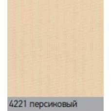 Лайн персиковый. вертикальная ткань