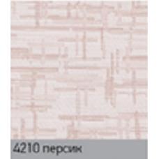 Маис персиковый. вертикальная ткань