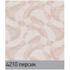 Марсель персик. вертикальная ткань