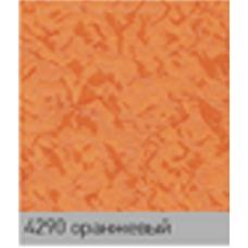 Шелк оранжевый. рулонная ткань