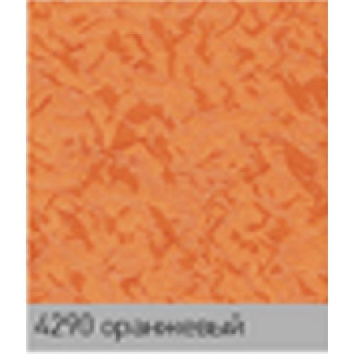 Шелк оранжевый. рулонная ткань base-photo
