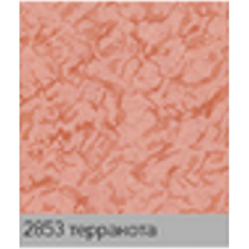 Шелк терракота. рулонная ткань base-photo