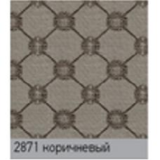 Виктория  коричневый. вертикальная ткань