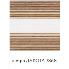Дакота светло коричневый. ткань зебра